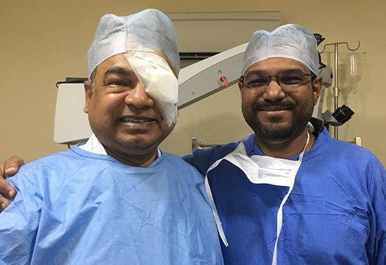 Best eye treatment hospital