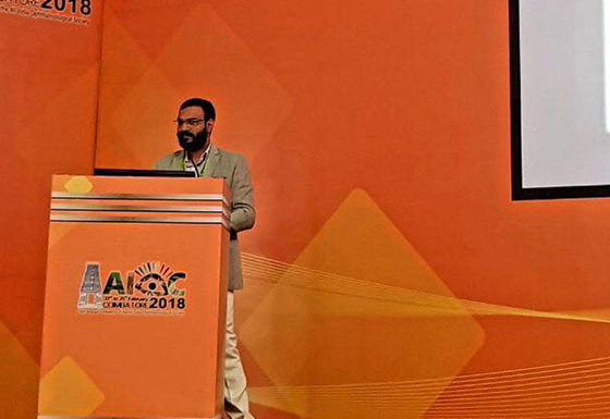 All India Ophthalmological Society lecture in Indore