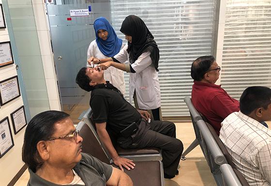BVI Wanowrie Dilating Eye